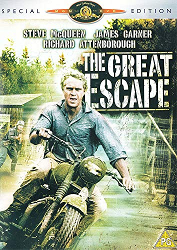 The Great Escape [Special Edition] [2 DVDs] [UK Import] von The Great Escape