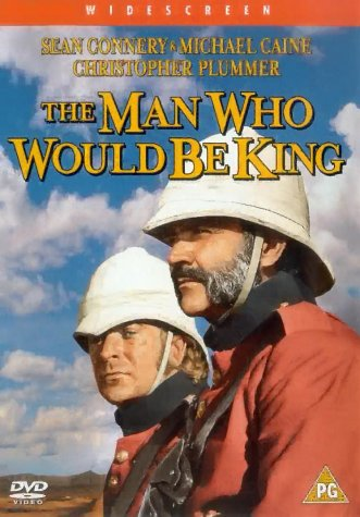 The Man Who Would Be King [UK Import] von Sony Pictures Home Entertainment