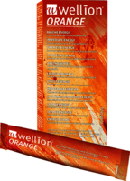 Wellion Orange Invertzuckersirup von Med Trust GmbH