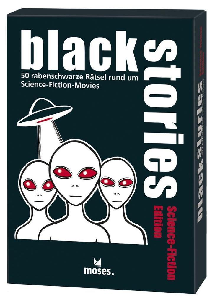 black stories - Science-Fiction Edition von moses. Verlag GmbH