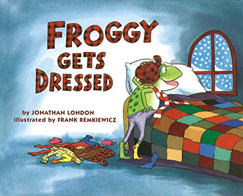 Froggy Gets Dressed von Penguin Us; Puffin