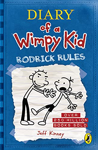 Diary of a Wimpy Kid: Rodrick Rules (Book 2) von Penguin Books Ltd (UK)
