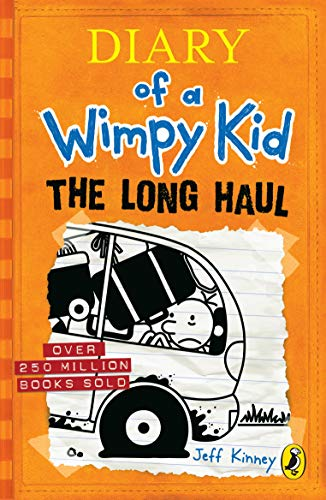 Diary of a Wimpy Kid: The Long Haul (Book 9) von Penguin UK