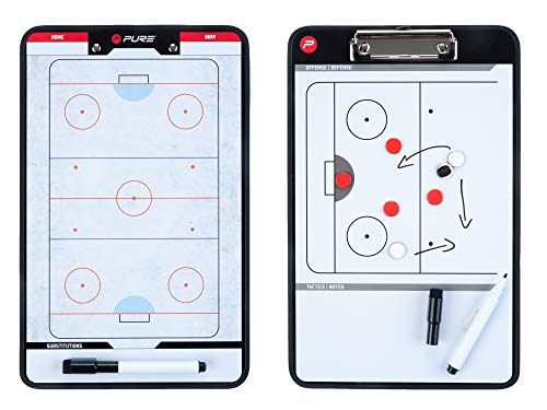 Pure 2Improve Taktiktafel Icehockey, 35x22cm von Pure 2Improve