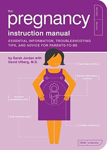 The Pregnancy Instruction Manual: Essential Information, Troubleshooting Tips, and Advice for Parents-to-Be (Owner's and Instruction Manual, Band 7) von Quirk Books