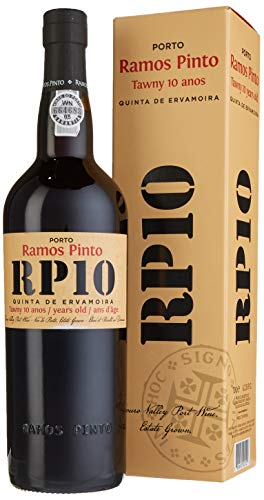 Ramos Pinto Quinta da Ervamoira 10 Years Old Tawny mit Geschenkverpackung (1 x 0.75 l) von Ramos Pinto