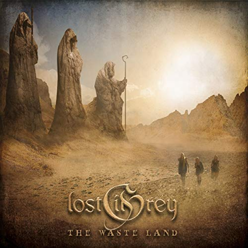 The Waste Land (Digipak) von REAPER ENTERTAINMENT
