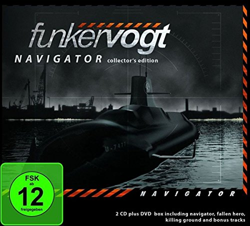 Navigator - Collector's Edition von REPO RECORDS