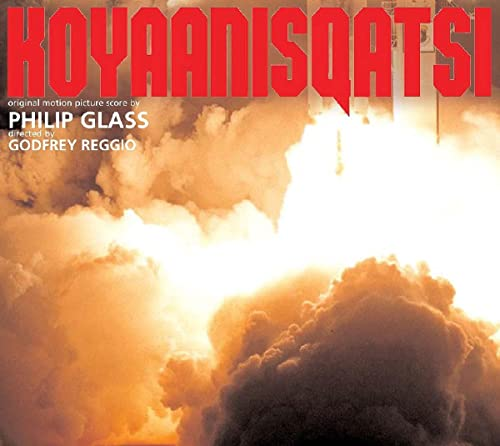 Koyaanisqatsi von RIESMAN/PHILIP GLASS ENSEMBLE/+