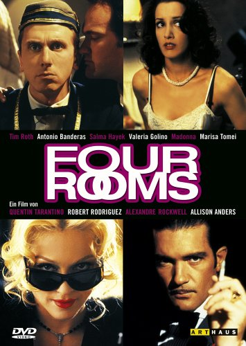 Four Rooms von ROTH TIM/GOLINO VALERIA/MADONNA
