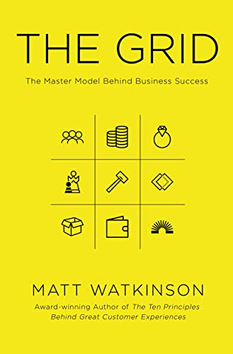 The Grid: The Master Model Behind Business Success von Random House Uk; Random House Business