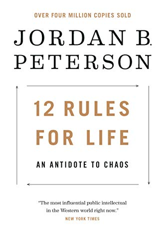 12 Rules for Life: An Antidote to Chaos von Random House LCC US