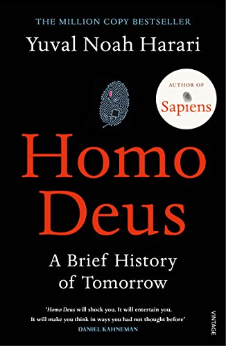 Homo Deus: A Brief History of Tomorrow von Random House Uk; Vintage
