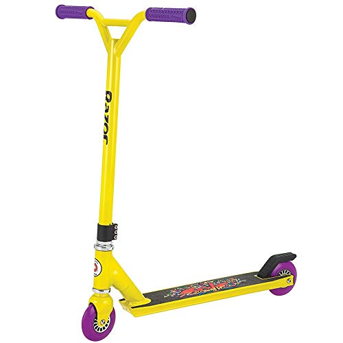 RAZOR Tretroller Beast Scooter Pro, Yellow, One Size von Razor