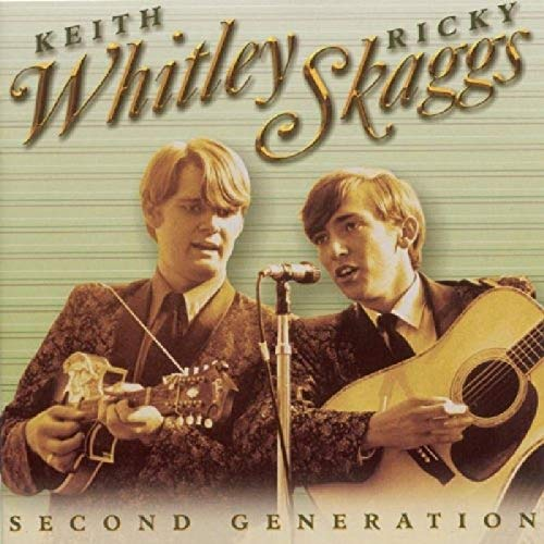 Second Generation Bluegrass von Rebel (H'Art)
