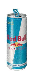 Red Bull Sugarfree Energy Drink, Dose - 250ml - 2x von Red Bull