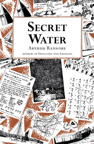 Secret Water (Swallows And Amazons) von Red Fox