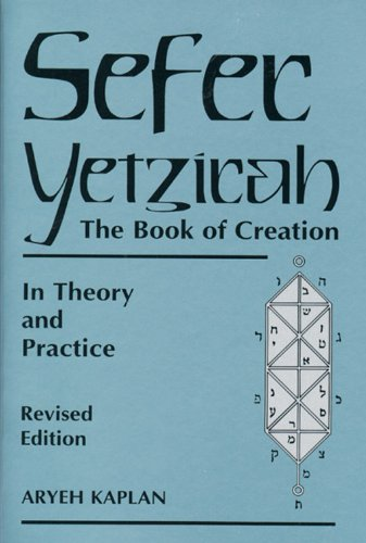 Sefer Yetzira/the Book of Creation: The Book of Creation in Theory and Practice von Red Wheel/Weiser