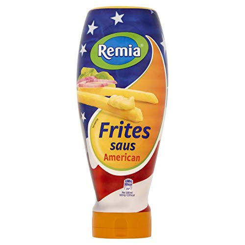 Remia Frites Saus American Mayonaise Remoulade 500ml von Remia