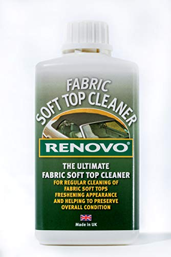 Renovo International Soft Top Canvas Cleaner 500 ml von Renovo International