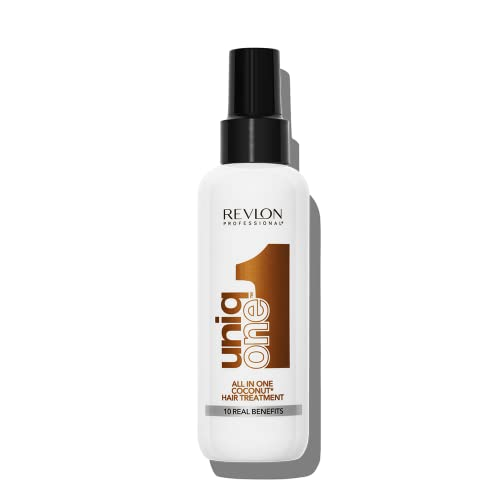 REVLON PROFESSIONAL Uniq One Coconut Hair Treatment Sprühkur ohne Ausspülen, 150 ml von REVLON PROFESSIONAL