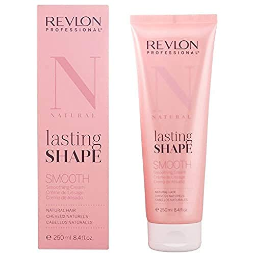 Revlon Professional N Lasting Shape Smoothing Cream Natural Hair, 250ml von REVLON PROFESSIONAL