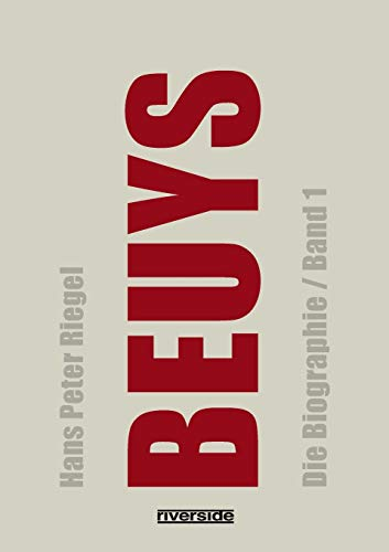 Beuys: Die Biographie (Band 1) von Books on Demand