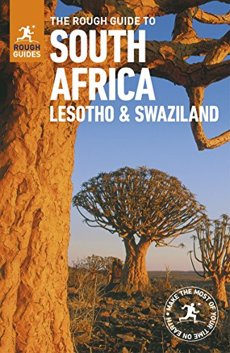 The Rough Guide to South Africa, Lesotho and Swaziland (Rough Guides) von Rough Guides