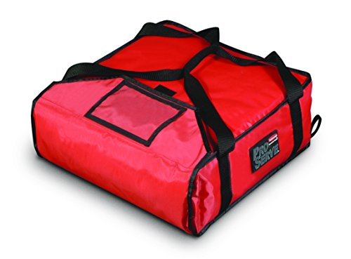 Rubbermaid Professional Small Pizza Delivery Bag - Red von Rubbermaid Commercial Products