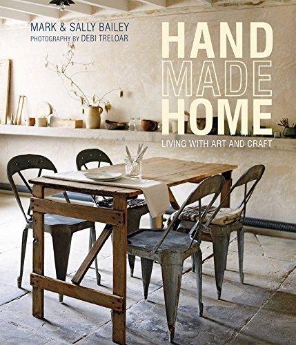 Handmade Home: Living with Art and Craft von Ryland, Peters & Small Ltd