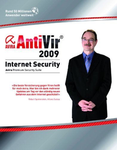 AntiVir Security Suite 2009 von S.A.D.