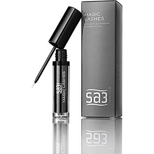 SA3 Magic Lashes Wimpernserum, 1er Pack (1 x 4 ml) von SA3