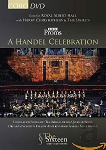 A Handel Celebration von SAMPSON/ROSS/CHRISTOPHERS/THE SIXTEEN