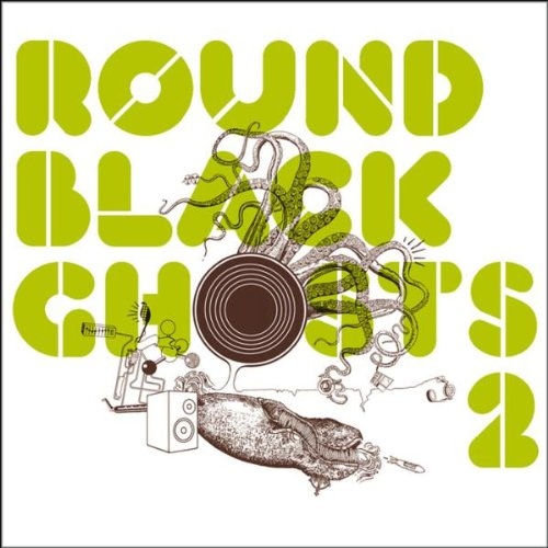 Round Black Ghosts 2 von SCAPE MUSIC