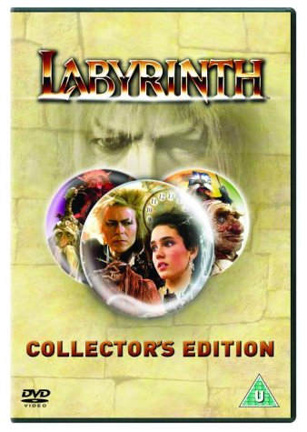 Labyrinth - Collectors Edition [DVD] von SONY PICTURES