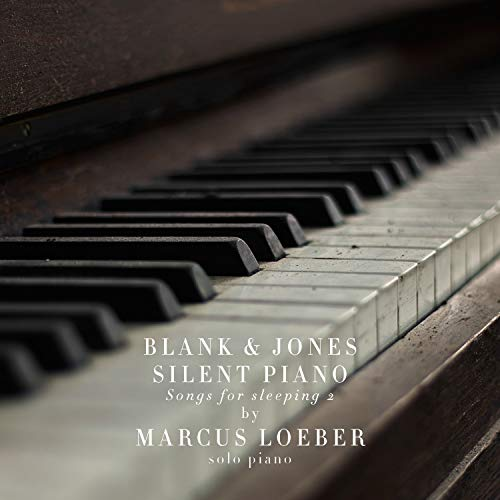 Silent Piano-Songs for Sleeping 2 (Marcus Loeber) von SOUNDCOLOURS