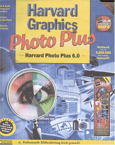 Harvard Graphics Photo Plus von SPC