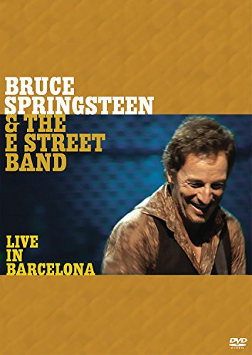 Bruce Springsteen and The E Street Band: Live in Barcelona [2 DVDs] von SPRINGSTEEN,BRUCE & THE E STREET BAND