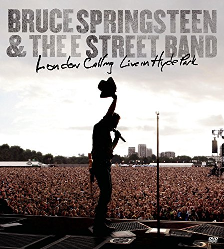 London Calling: Live in Hyde Park [2 DVDs] von SPRINGSTEEN,BRUCE & THE E STREET BAND