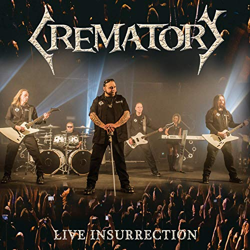 Live Insurrection von STEAMHAMMER