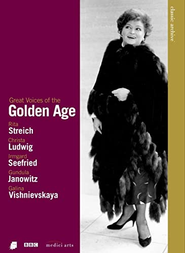 Great Voices of the Golden Age von STREICH/LUDWIG/SEEFRIED/+