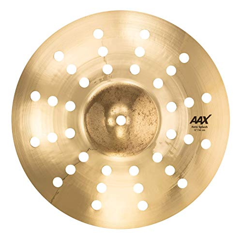 "SABIAN - 12"" AAX Aero Splash, Brillant Finish von Sabian"