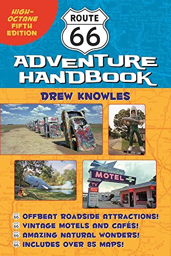 Route 66 Adventure Handbook: High-Octane Fifth Edition von Santa Monica Press