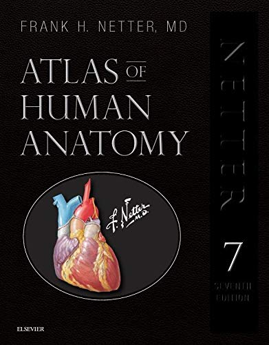 Atlas of Human Anatomy, Professional Edition: including NetterReference.com Access with Full Downloadable Image Bank (Netter Basic Science) von Elsevier LTD, Oxford
