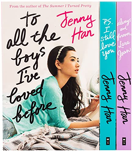 To All the Boys I've Loved Before Boxset von Scholastic