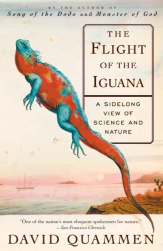 The Flight of the Iguana: A Sidelong View of Science and Nature von Scribner