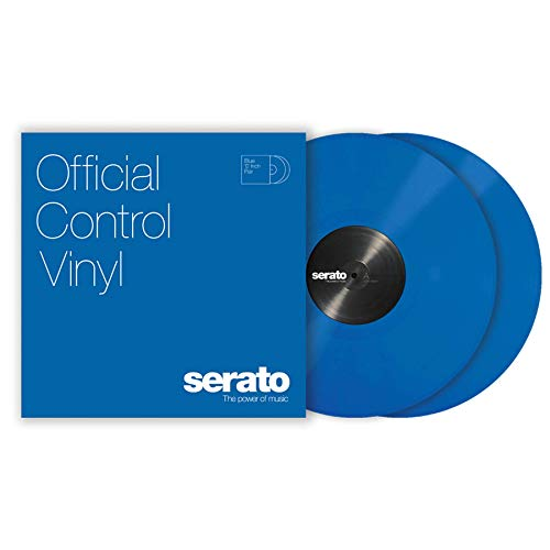 "Serato 12"" Standard Colors Blue pair von Serato"