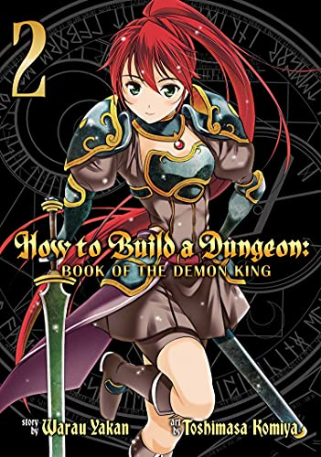 How to Build a Dungeon: Book of the Demon King von Seven Seas Entertainment, LLC