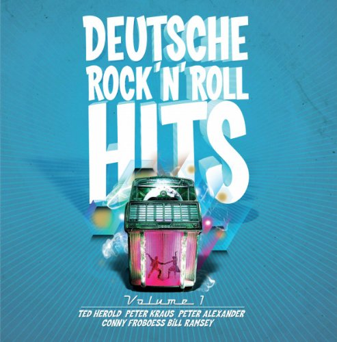 Deutsche Rock 'N' Roll Hits Vol.1 von Showtime (SPV)
