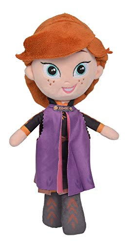 Simba 6315877639 Disney Frozen 2, Friends Anna 25cm von Simba